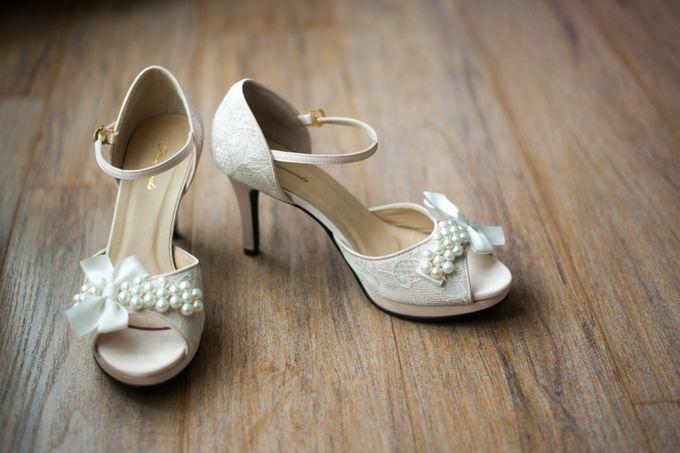 Bride : Vivian Yap by Moments Shoe - 004