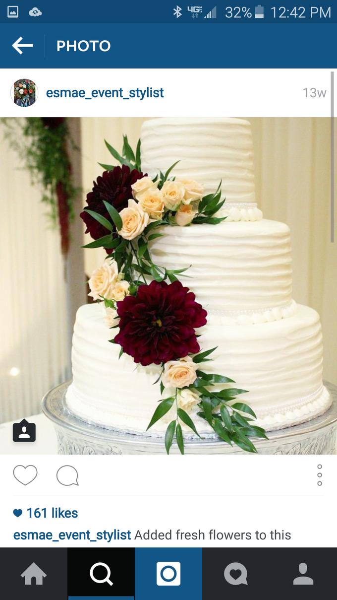 Romantic Wedding by Esmae Event Floral Design - 002