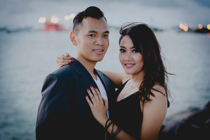 Angling & Milan Pre-Wedding by Satrya Photography - 003