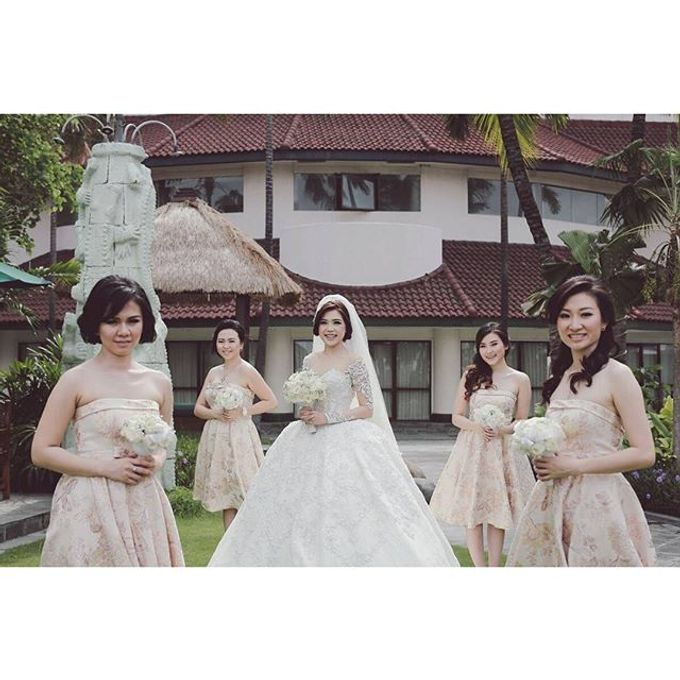 The Wedding of Galan & Widya by All Occasions Wedding Planner - 033