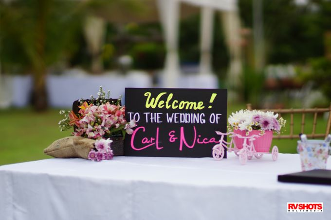 An Intimate Farm Wedding - Carl & Nica by Icona Elements Inc. ( an Events Company, Wedding Planning & Photography ) - 007