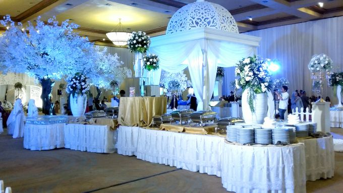 Adiezty Fersa & Gilang Dirga Wedding by Alfabet Catering - 001
