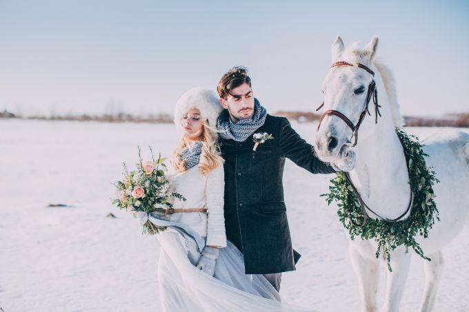 Wedding In Gzhel Style by Marina Nazarova Photographer - 025