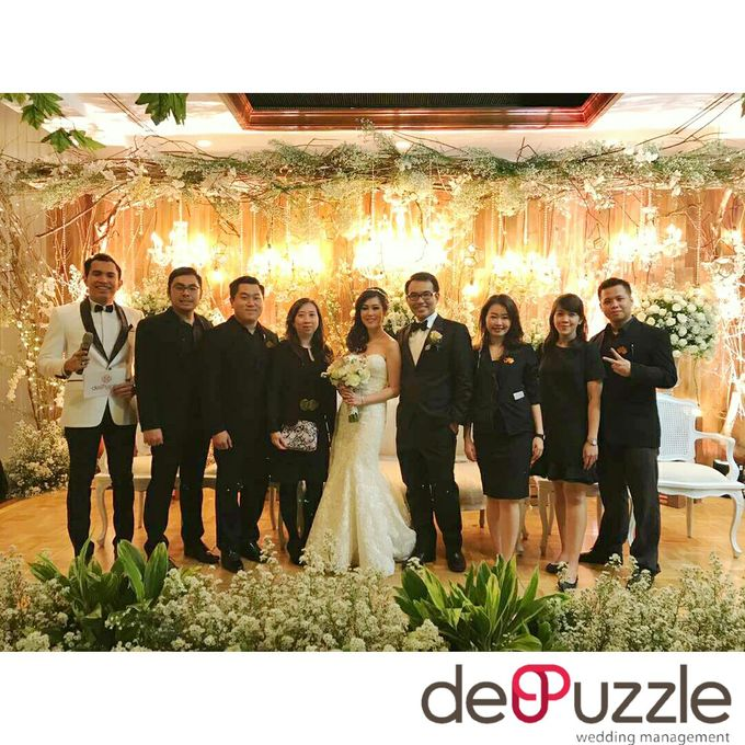 Wedding Of Ivan & Yessica by de_Puzzle Event Management - 015