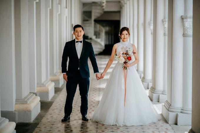 Chijmes Wedding by GrizzyPix Photography - 003