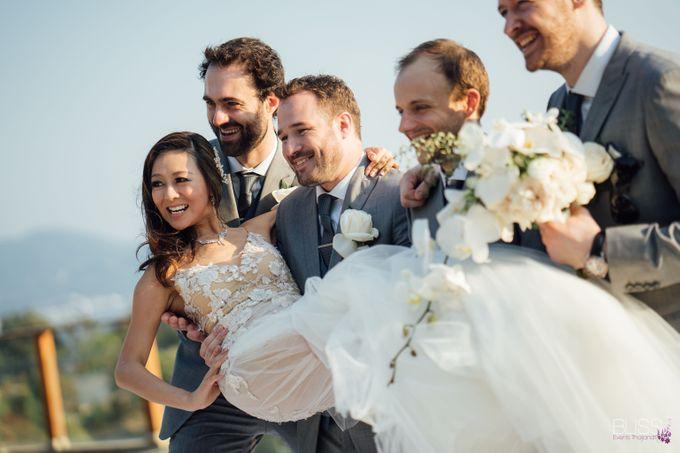 Wedding at villa Aye Phuket Thailand by BLISS Events & Weddings Thailand - 018