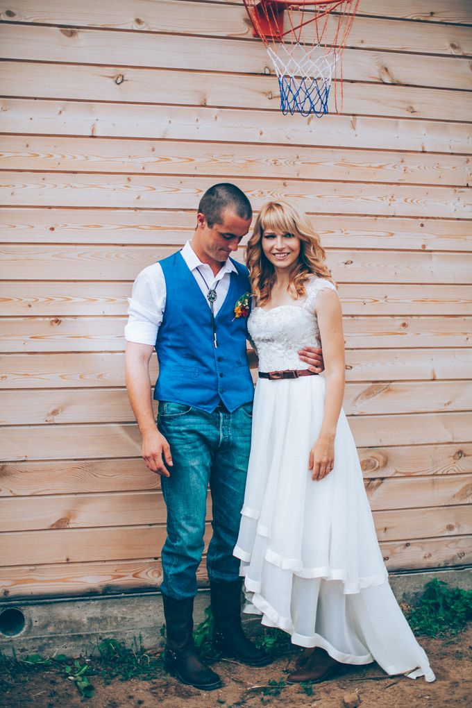Country  Wedding by Marina Nazarova Photographer - 010