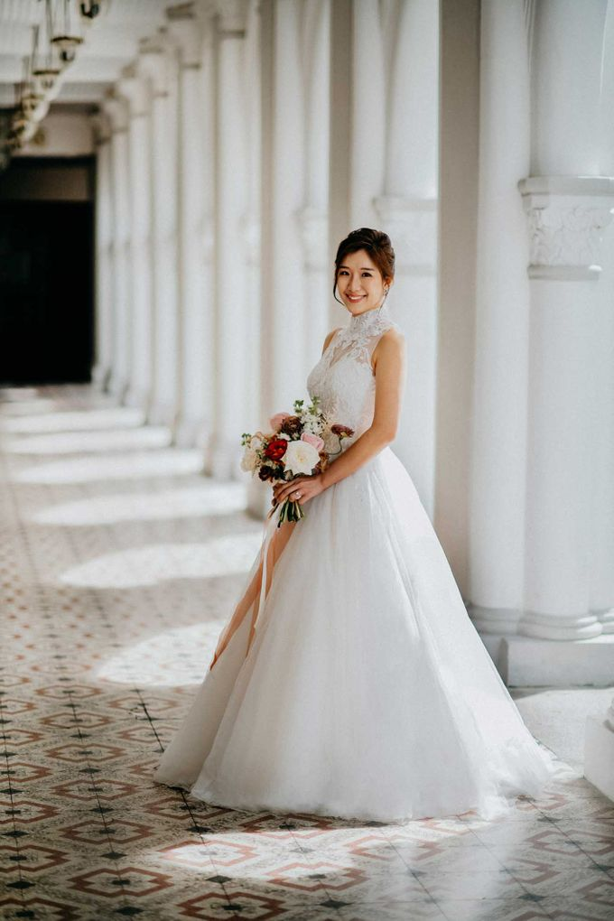Chijmes Wedding by GrizzyPix Photography - 012