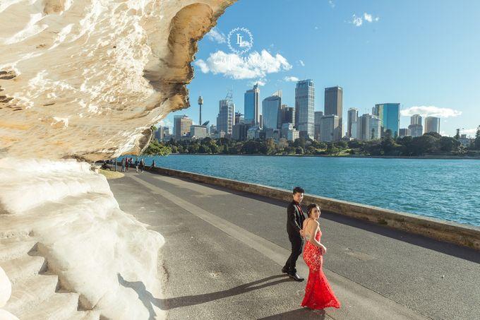 Australia Pre Wedding by Lavio Photography & Cinematography - 020
