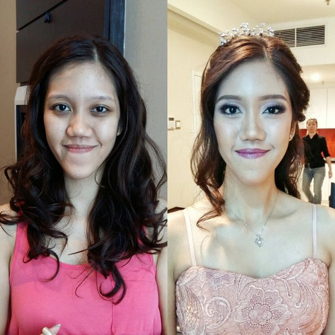 Bridal Makeup & Hair by My Cherry Style - 022