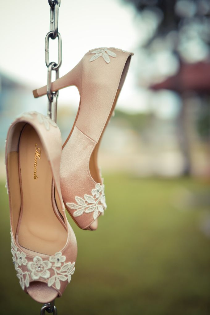 Bride May San Lee by Moments Shoe - 003