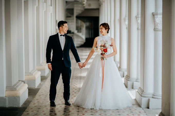 Chijmes Wedding by GrizzyPix Photography - 005