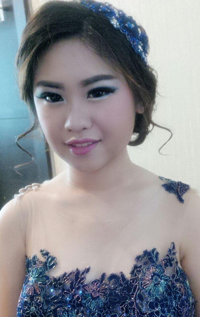 Wedding MakeUp N SulamAlis by Weiching Bridal Make Up - 014
