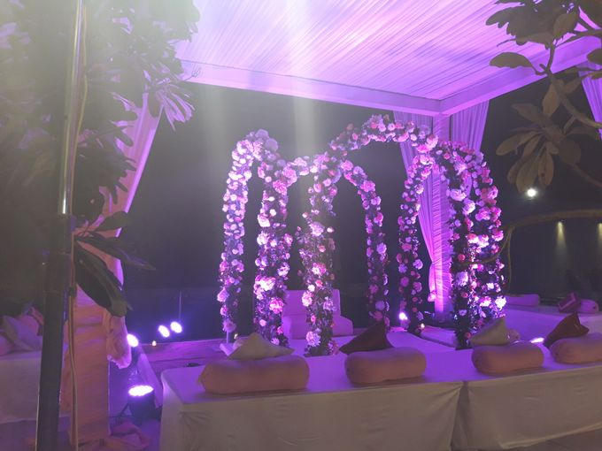 Wedding Decor And Hospitality by Xeel Events - 004