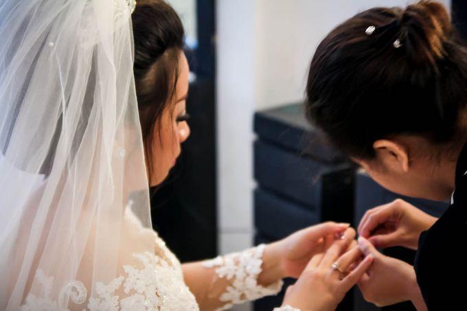 Wedding Michael & Felinda, 23 Oktober 2016 by Red Hat Organizer - 026