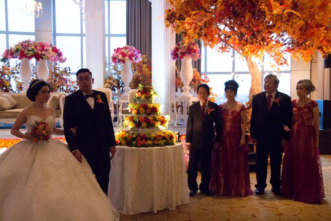 Wedding Andrianto & Melisa by Red Hat Organizer - 008