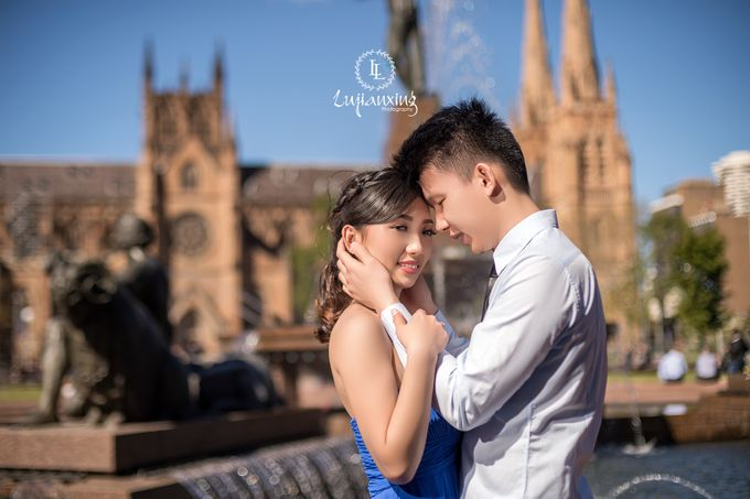 Australia Pre Wedding by Lavio Photography & Cinematography - 017