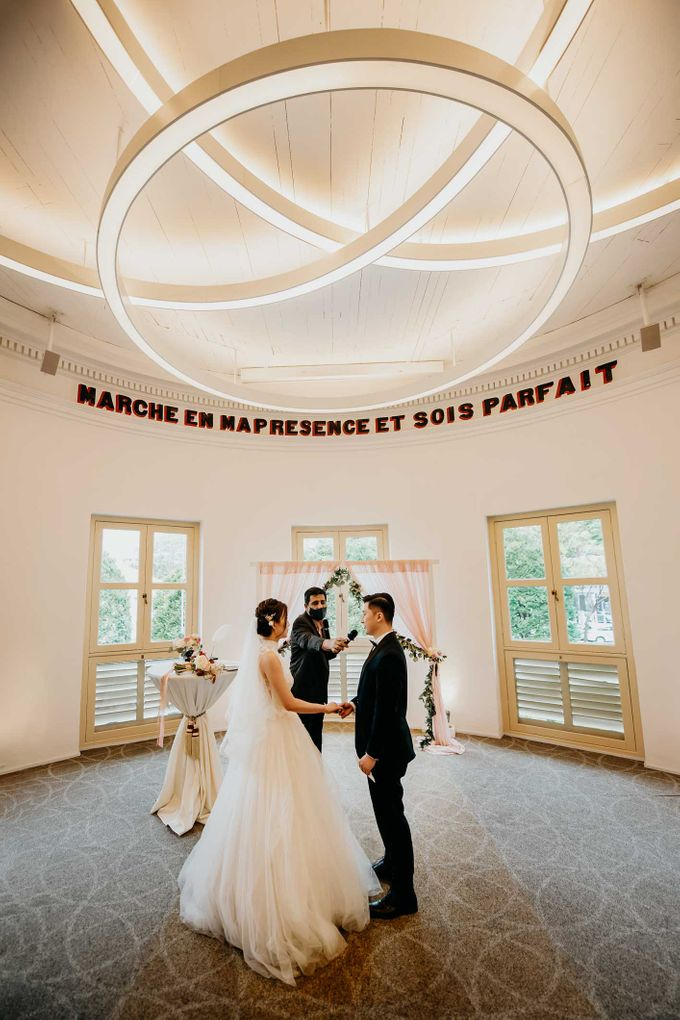 Chijmes Wedding by GrizzyPix Photography - 007