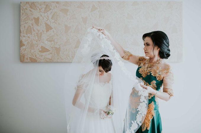 Ryan & Gressa Wedding by DESPRO Organizer - 008
