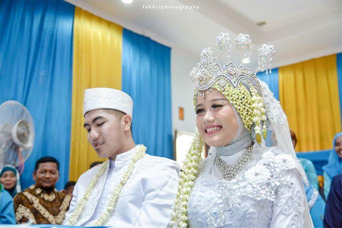 Wedding Atika Dan Ade by Fakhri photography - 006