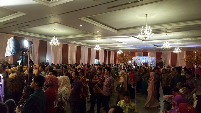 Contoh Dekorasi Tambahan Wedding Tradisional by Hotel Istana Nelayan - 002