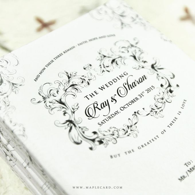 Invitation Collection 003 by MapleCard - 030