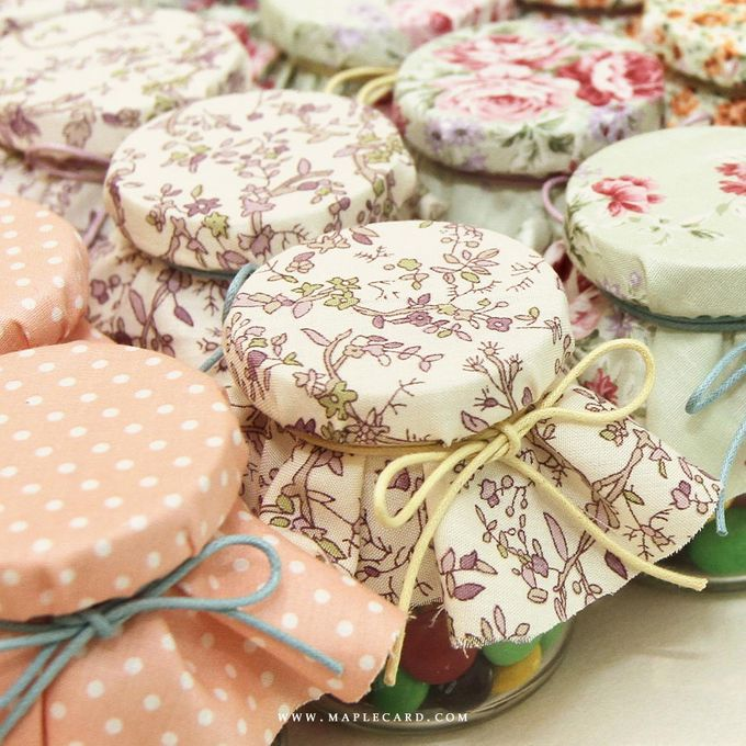 WEDDING FAVORS by MapleCard - 049