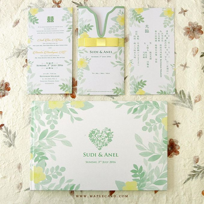 Invitation Collection 003 by MapleCard - 031