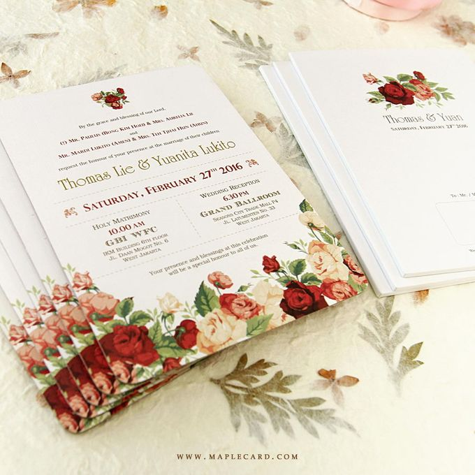 Invitation Collection 003 by MapleCard - 034