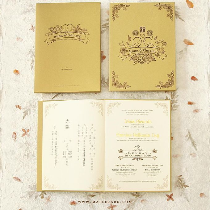 Invitation Collection 004 by MapleCard - 004