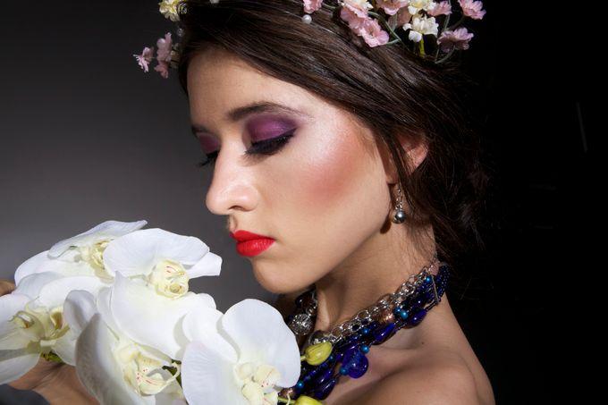 Fashion Shoot by Elza Finishya Makeup Artist - 008