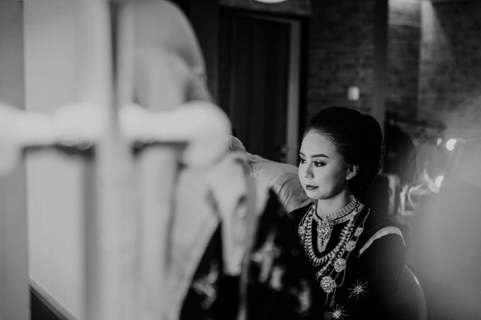 Zanita & Ugrasena Wedding Reception at The Allwynn by AKSA Creative - 016
