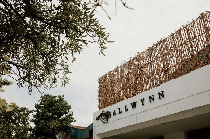 Zanita & Ugrasena Wedding Reception at The Allwynn by AKSA Creative - 020