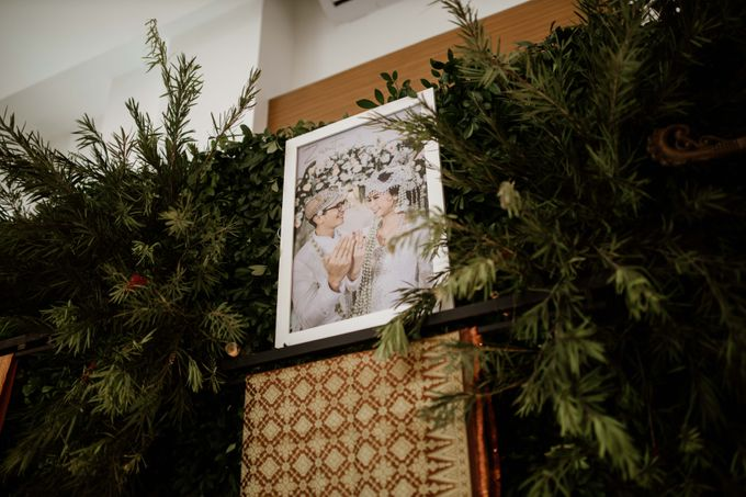 Zanita & Ugrasena Wedding Reception at The Allwynn by AKSA Creative - 021