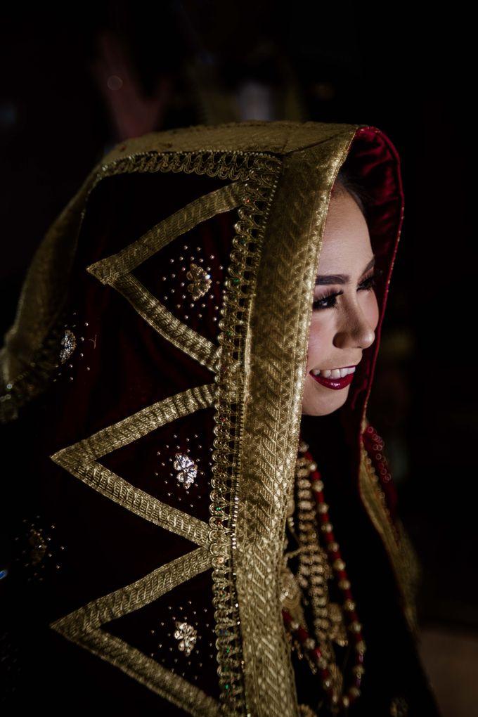 Zanita & Ugrasena Wedding Reception at The Allwynn by AKSA Creative - 015