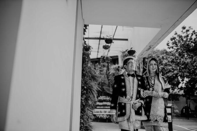 Zanita & Ugrasena Wedding Reception at The Allwynn by AKSA Creative - 011
