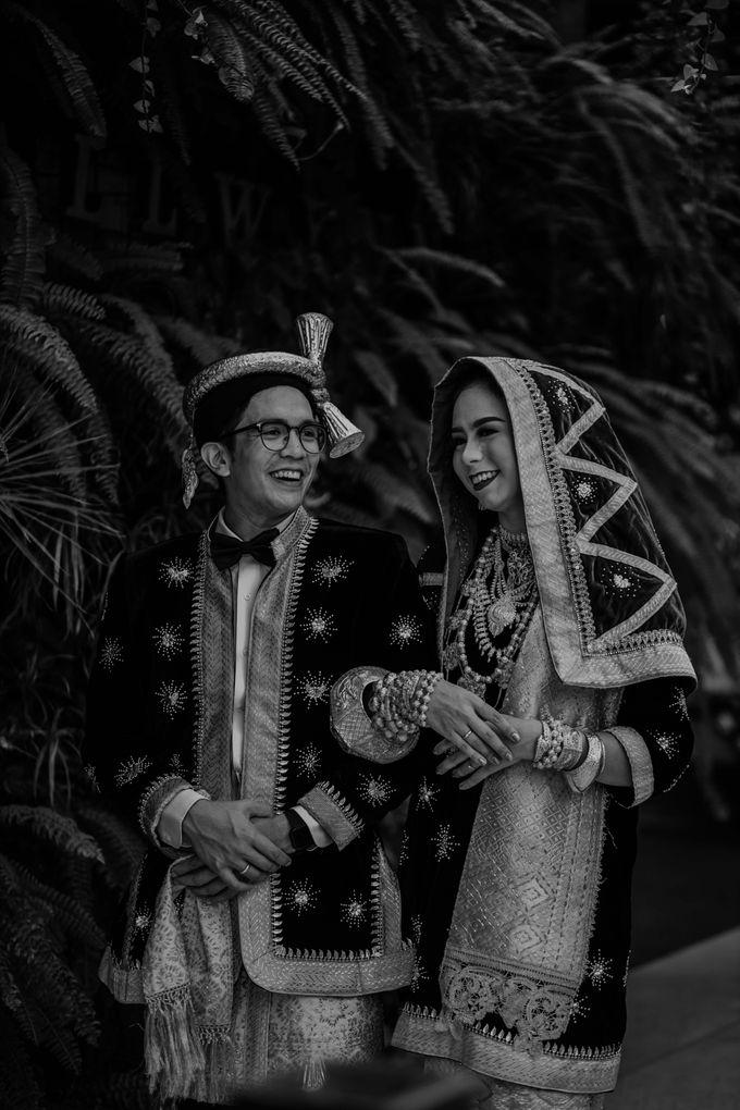 Zanita & Ugrasena Wedding Reception at The Allwynn by AKSA Creative - 003