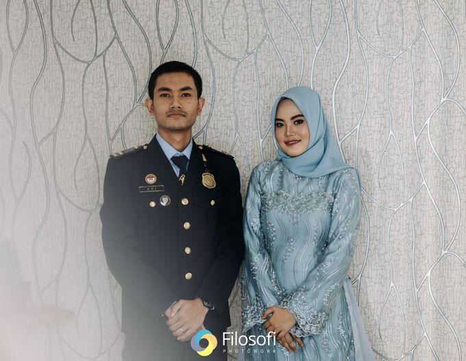 Prewedding Zarah & Adi Sesi 1 by Filosofi Photowork - 034