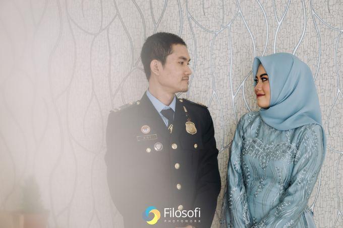 Prewedding Zarah & Adi Sesi 1 by Filosofi Photowork - 035