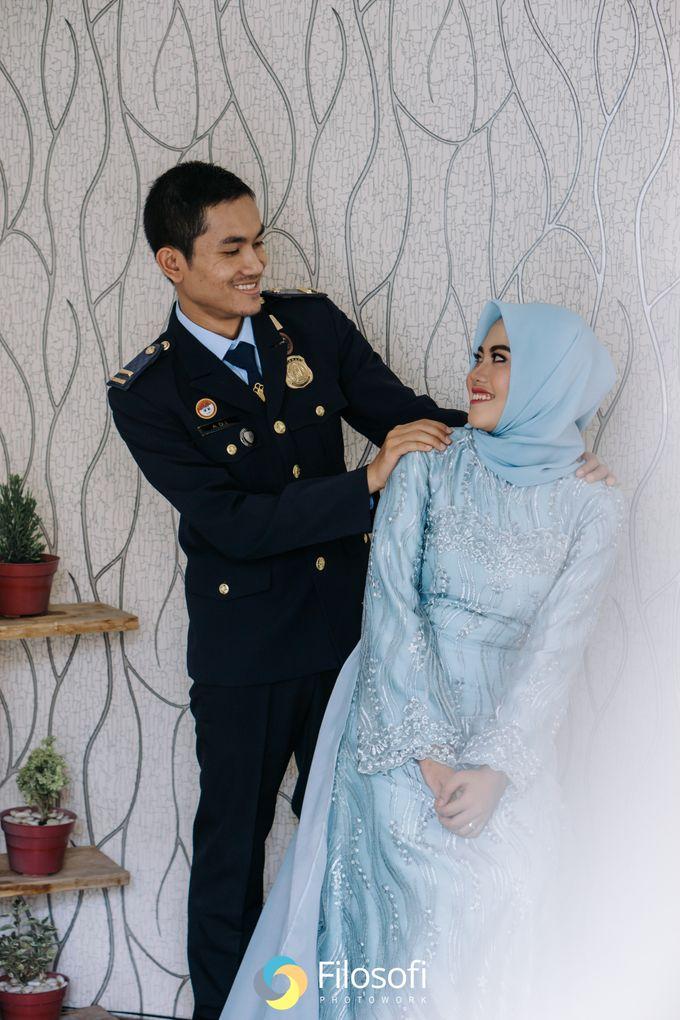Prewedding Zarah & Adi Sesi 1 by Filosofi Photowork - 041