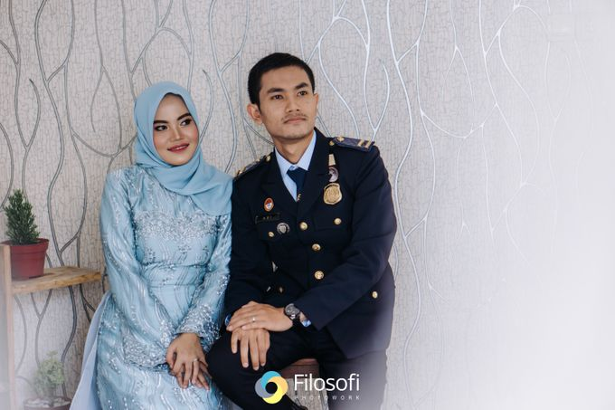 Prewedding Zarah & Adi Sesi 1 by Filosofi Photowork - 042