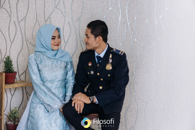Prewedding Zarah & Adi Sesi 1 by Filosofi Photowork - 043