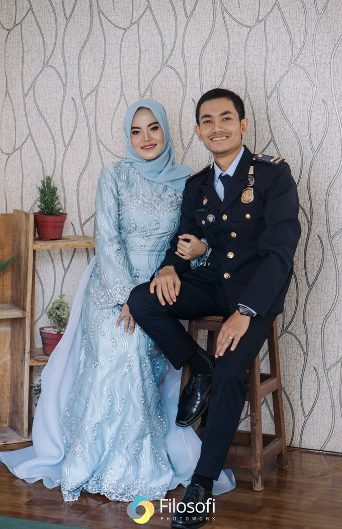 Prewedding Zarah & Adi Sesi 1 by Filosofi Photowork - 044