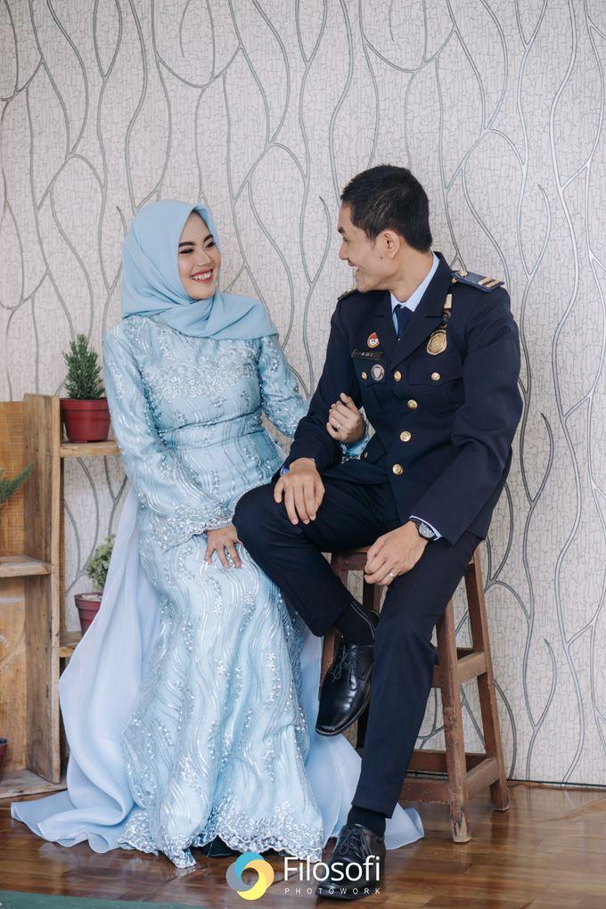 Prewedding Zarah & Adi Sesi 1 by Filosofi Photowork - 045