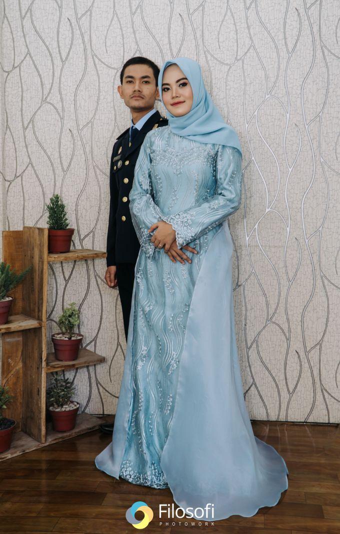 Prewedding Zarah & Adi Sesi 1 by Filosofi Photowork - 046