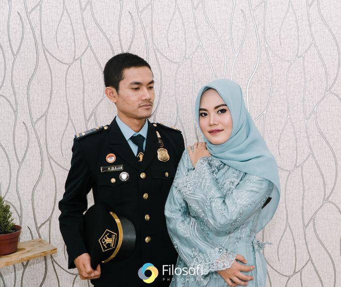 Prewedding Zarah & Adi Sesi 1 by Filosofi Photowork - 047