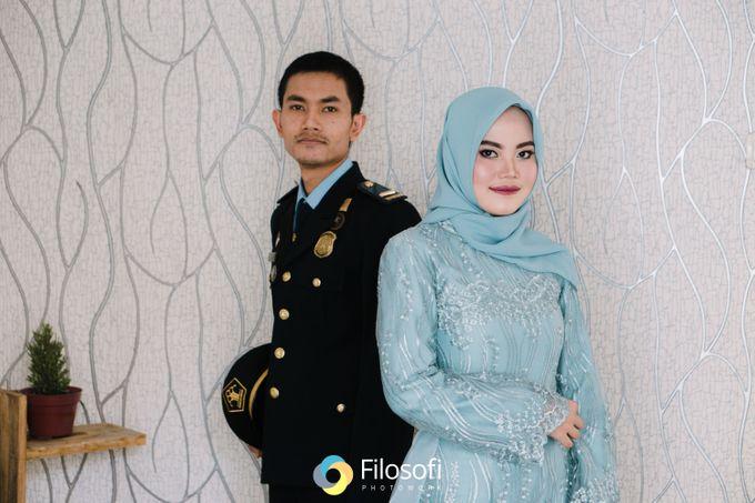 Prewedding Zarah & Adi Sesi 1 by Filosofi Photowork - 048