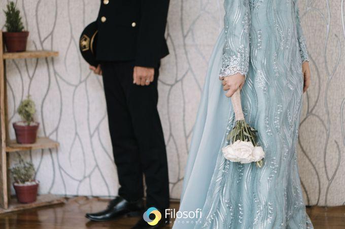Prewedding Zarah & Adi Sesi 1 by Filosofi Photowork - 001
