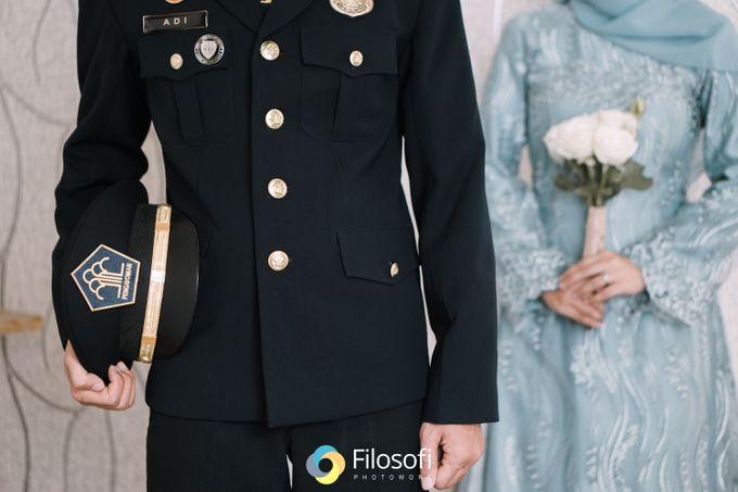 Prewedding Zarah & Adi Sesi 1 by Filosofi Photowork - 003