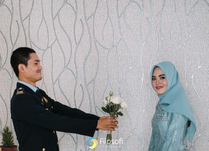 Prewedding Zarah & Adi Sesi 1 by Filosofi Photowork - 004
